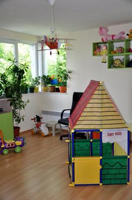 детска градина къщичка
